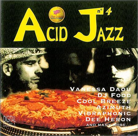 VA - Acid Jazz Vol. 4 (1996)