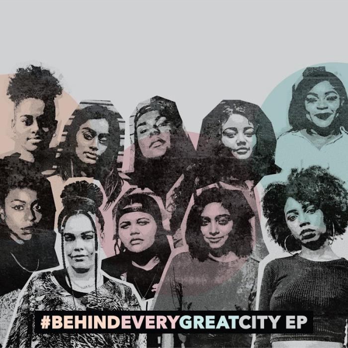 BEHIND EVERY GREAT CITY - Parlophone UK (2018)