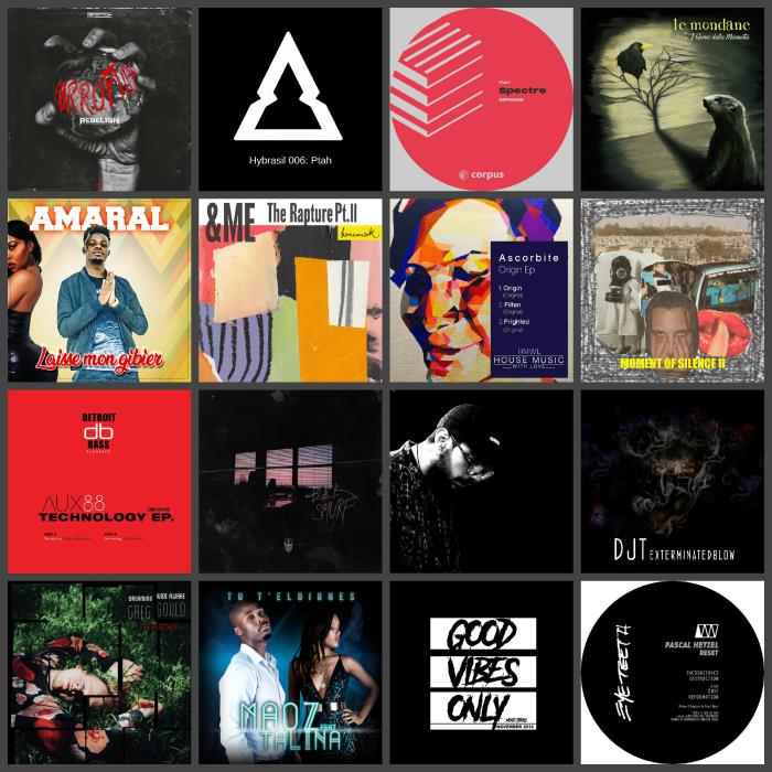 Beatport Music Releases Pack 595 (2018)