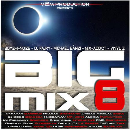 VA - Big Mix 8 (CD) (2018)