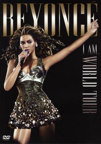 Beyonce - I Am    World Tour (Deluxe Edition) (2010, DVD9)