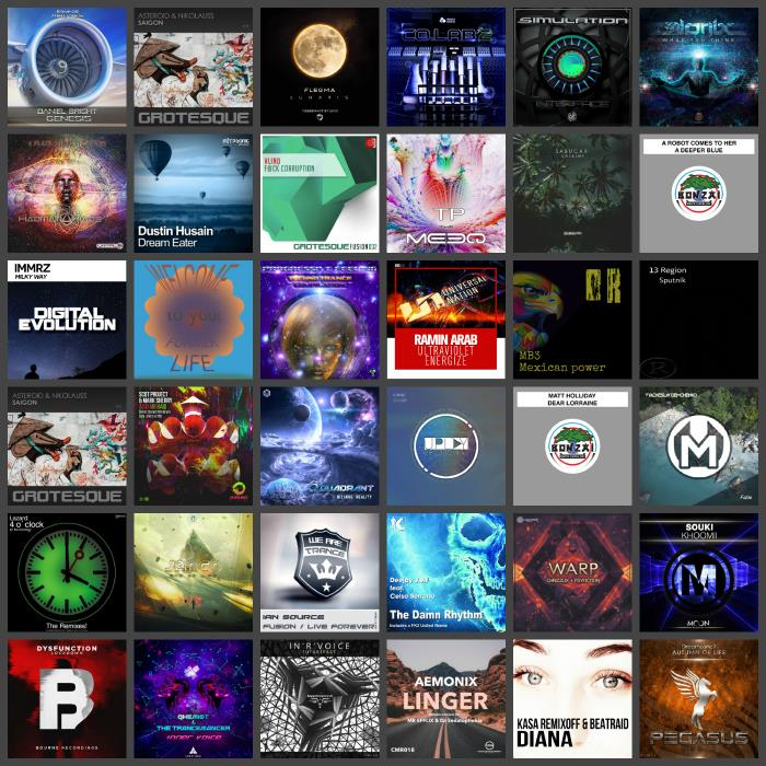 Beatport Music Releases Pack 597 (2018)