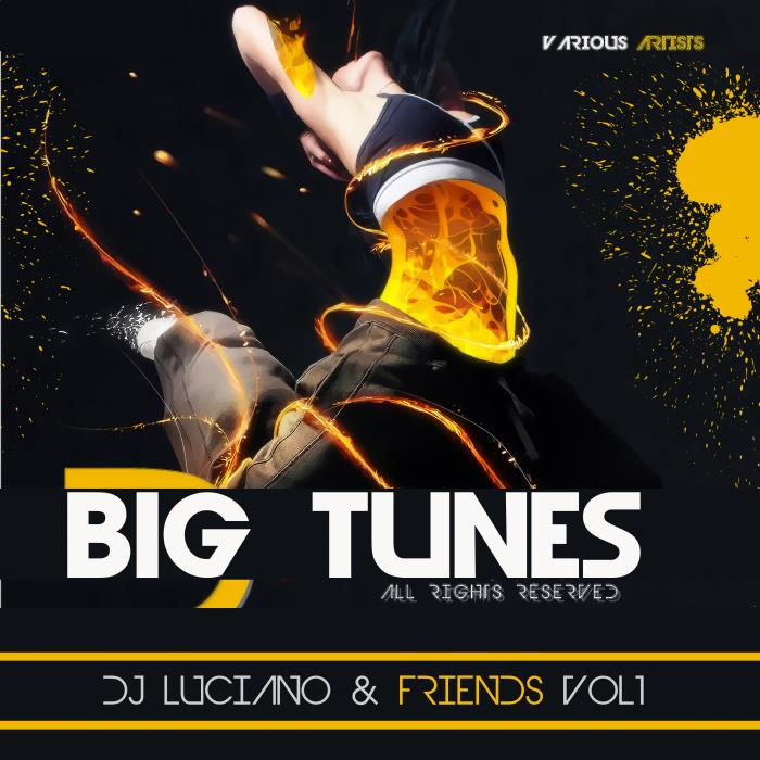 DJ Luciano & Friends, Vol. 1 (2018)