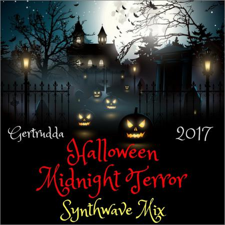 VA - Halloween Midnight Terror (Synthwave Mix) (2017)
