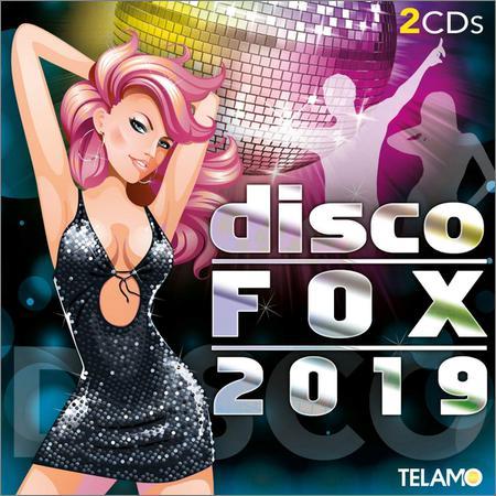 VA - Discofox 2019 (2CD) (2018)