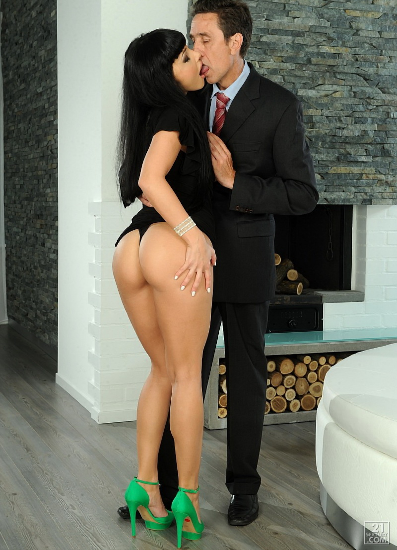 PixAndVideo.com - Aletta Ocean - Meeting Mr Holmes... [FullHD 1080p]