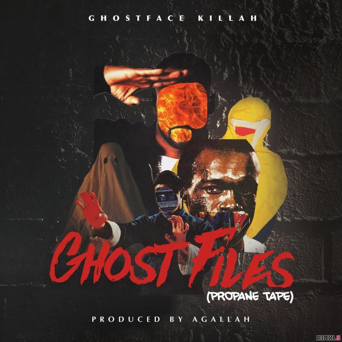 Ghostface Killah - Ghost Files - Bronze Tape (2018)