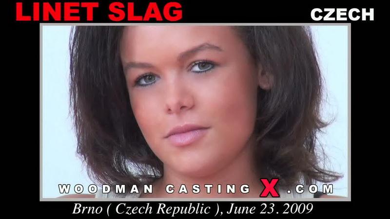 WoodmanCastingX.com - Linet Slag - Casting [HD 720p]