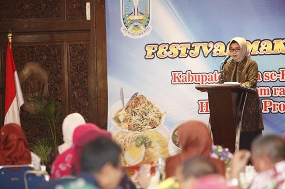Festival Makanan Khas Ajang Kenalkan Makanan Bergizi