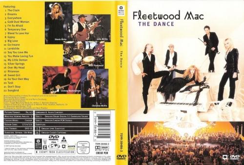 Fleetwood Mac - The Dance (1997, DVD5)