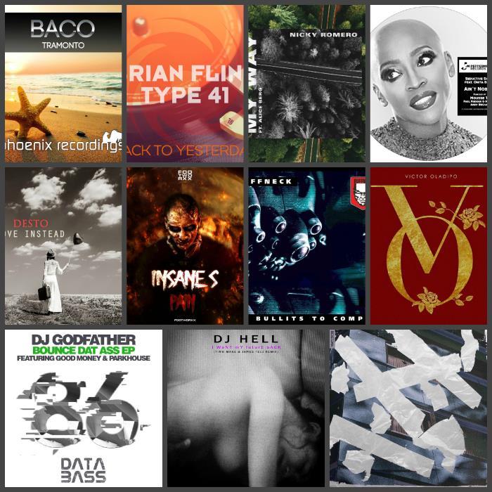 Beatport Music Releases Pack 598 (2018)