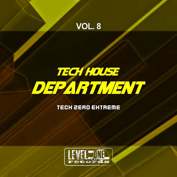 Tech House Department, Vol. 8 (Tech Zero Extreme)  ...