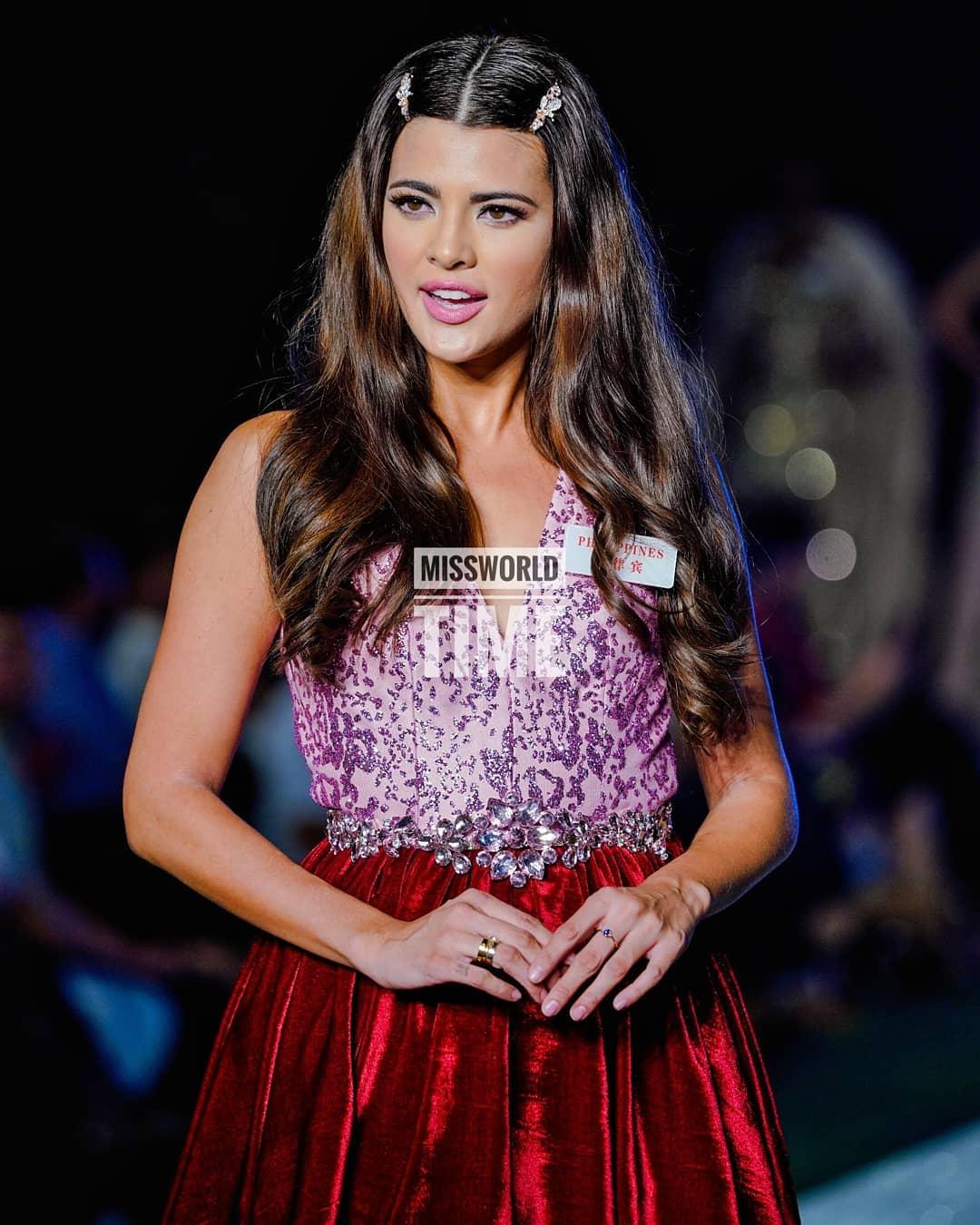 miss world 2018: fast track top model. vencedora: miss france. - Página 3 9tscttfc