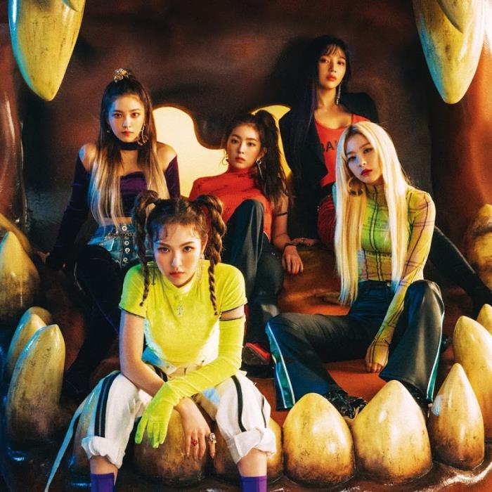 Red Velvet - RBB - The 5th Mini Album (2018)