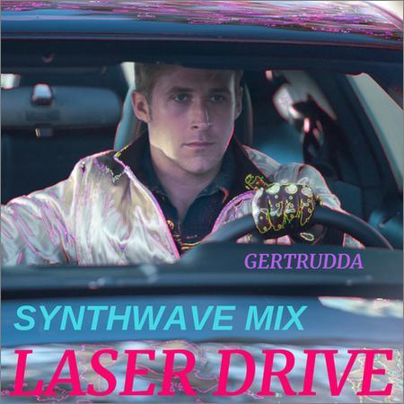 VA - Laser Drive (Synthwave Mix) (2017)