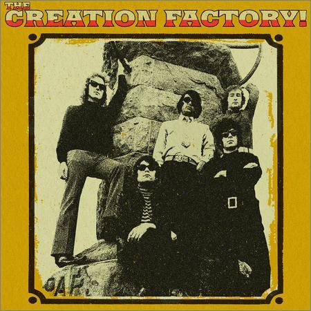 The Creation Factory - The Creation Factory (2018)