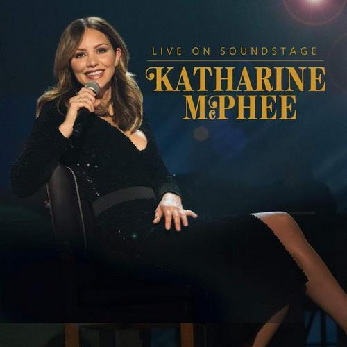 Katharine McPhee - Live on Soundstage (2018, Blu-ray)
