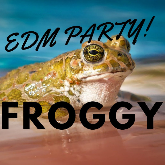 Digilio Edm - Edm Party Froggy (2018)