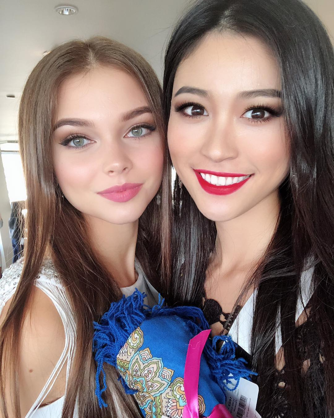 candidatas a miss universe 2018. final: 16 dec. sede: bangkok. part II. - Página 2 Bdgsulke