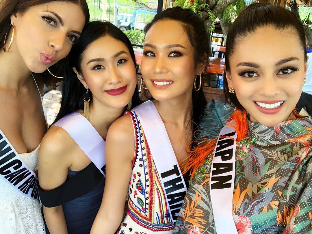 candidatas a miss universe 2018. final: 16 dec. sede: bangkok. part II. - Página 2 Tsmmvkan