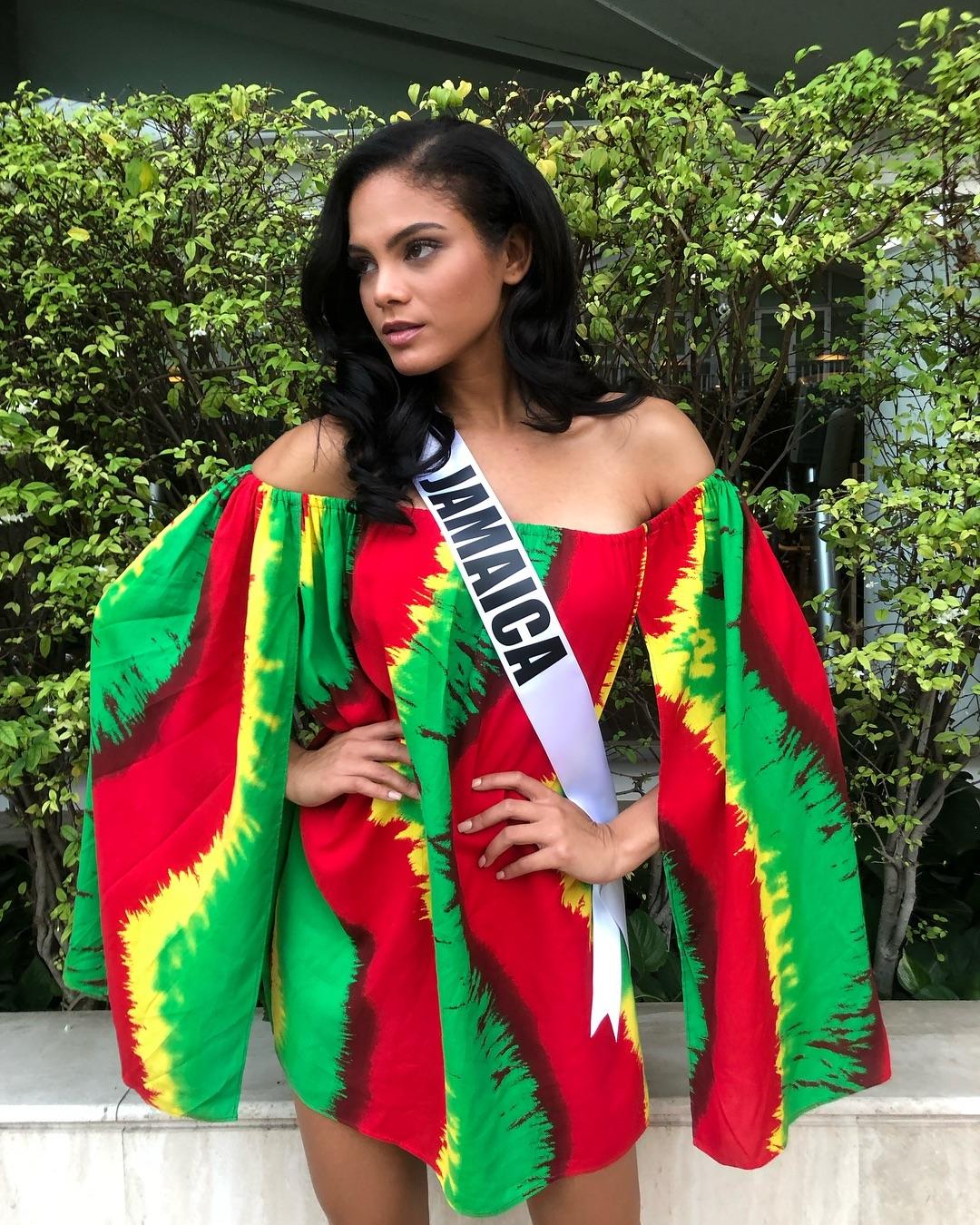 candidatas a miss universe 2018. final: 16 dec. sede: bangkok. part II. - Página 4 Yd23znib