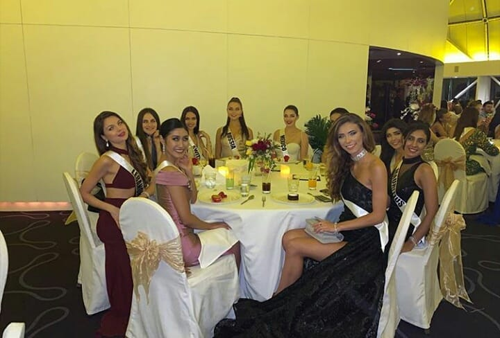 welcome dinner de candidatas a miss universe 2018. - Página 10 53o2ap6v