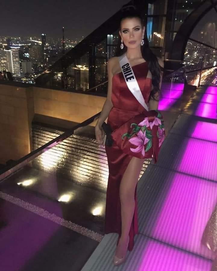welcome dinner de candidatas a miss universe 2018. - Página 11 G4bwxamy