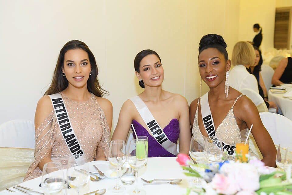 welcome dinner de candidatas a miss universe 2018. - Página 10 Xnipycke