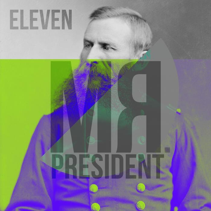 Mr President Eleven (2018)