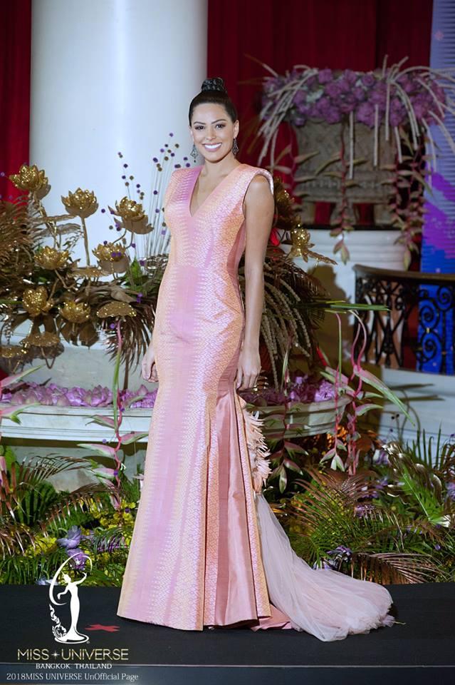 thai night gala dinner de candidatas a miss universe 2018. 99wd2ku8