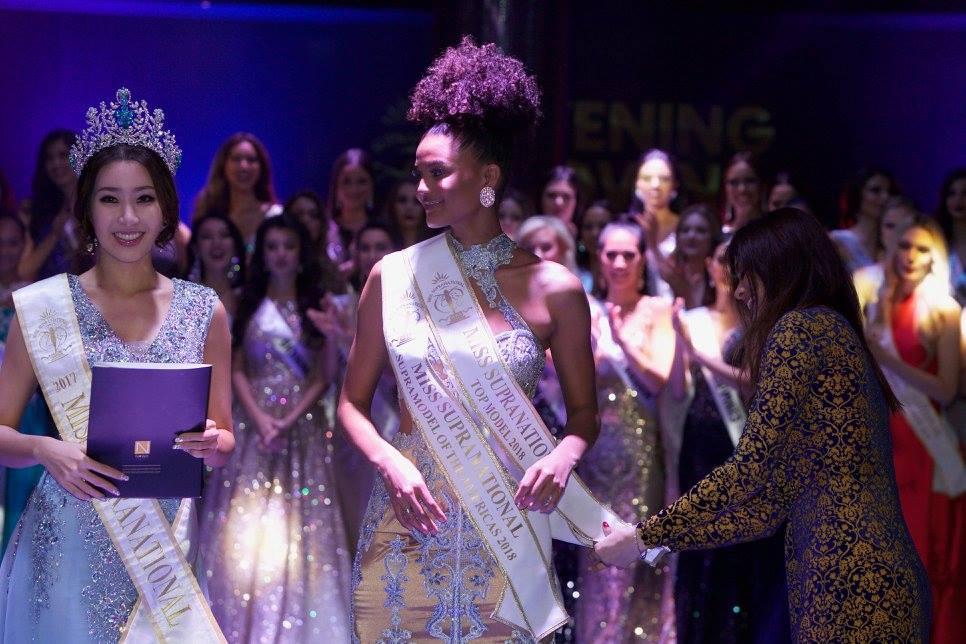 top model competition de miss supranational 2018. vencedora: miss brazil. Gjvw9v8s