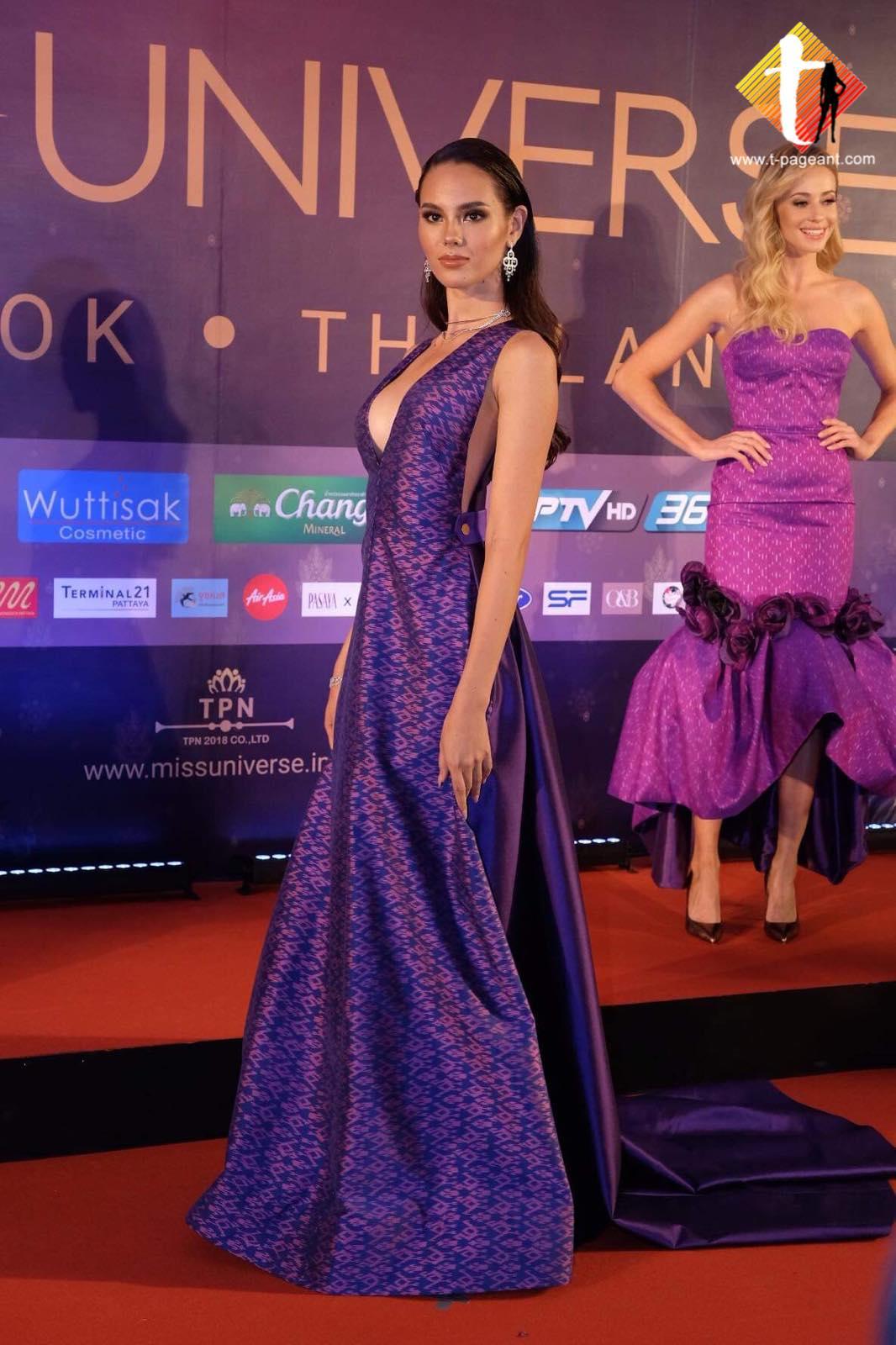 thai night gala dinner de candidatas a miss universe 2018. - Página 9 Lagh67gt