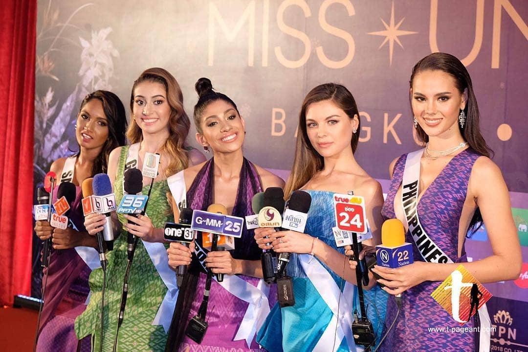 thai night gala dinner de candidatas a miss universe 2018. - Página 8 Nntan8ch