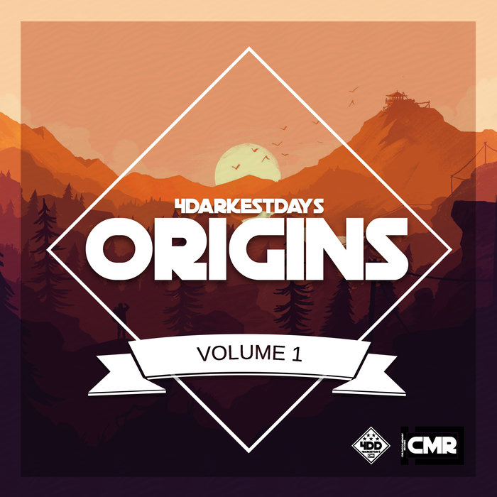 4DarkestDays - Origins, Vol. 1 (2018)