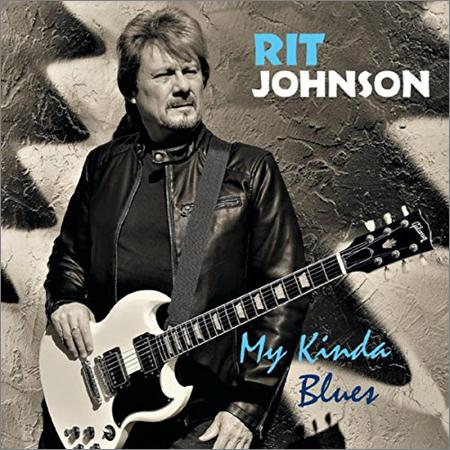 Rit Johnson - My Kinda Blues (EP) (2018)