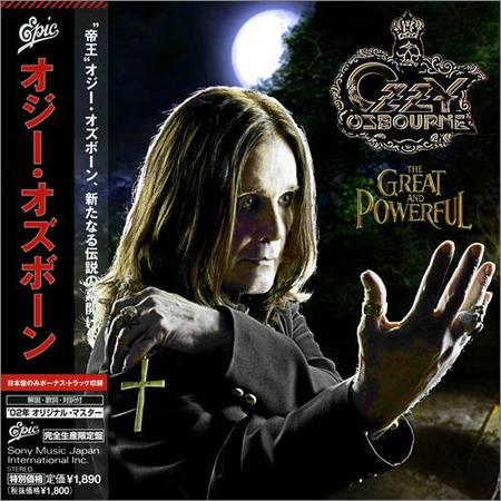 Ozzy Osbourne - The Great and Powerful (2CD) (Japanese Edition) (2017)