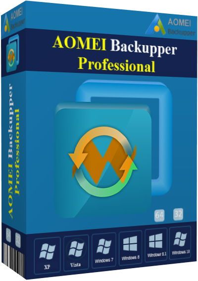 AOMEI Backupper Professional Technician Plus Server Edition v5.1.0