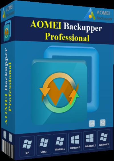AOMEI Backupper Professional Technician Plus Server Edition v4.6.1