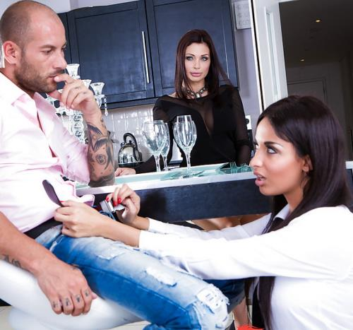 Aletta Ocean, Anissa Kate - City of Vices Episode 6 (FullHD)