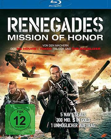 download Renegades - Mission of Honor (2017)