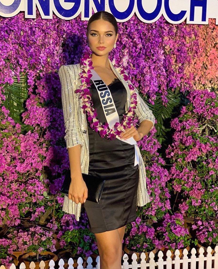 candidatas a miss universe 2018. final: 16 dec. sede: bangkok. part II. - Página 48 3ah4fkrr