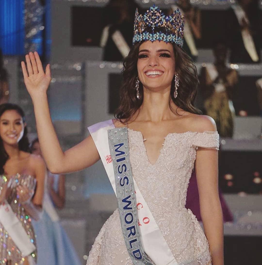 wooooowww otra latina: mexico vence miss world 2018. Dfu7lwyk