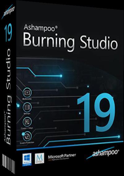 Ashampoo Burning Studio v19.0.3.12 + Portable