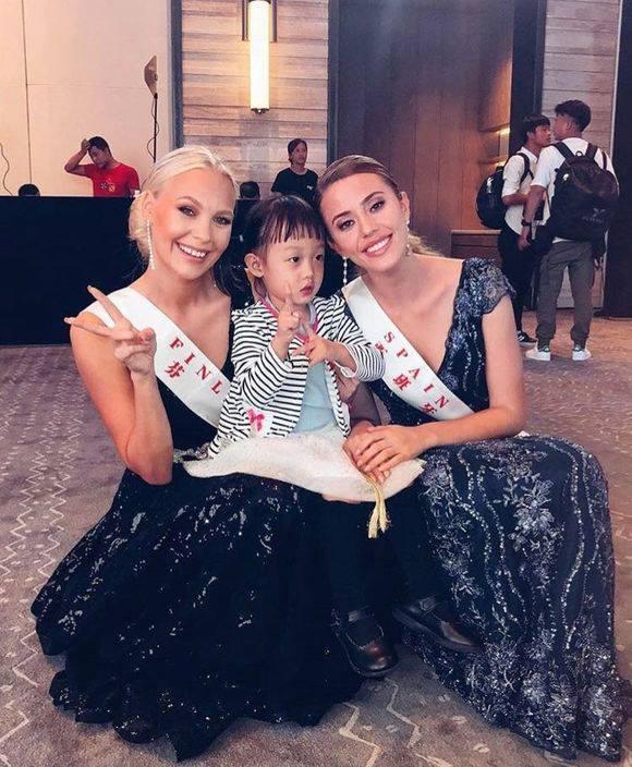 candidatas a miss world 2018, part II. final: 8 dec. sede: sanya. - Página 37 Ne3tyla6