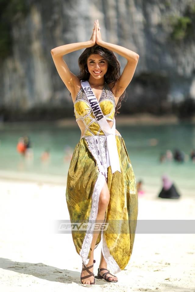 candidatas a miss universe 2018. final: 16 dec. sede: bangkok. part II. - Página 49 Ryhnhtra