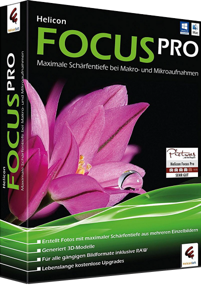 HeliconSoft Helicon Focus Pro v7.5.8 (x64)