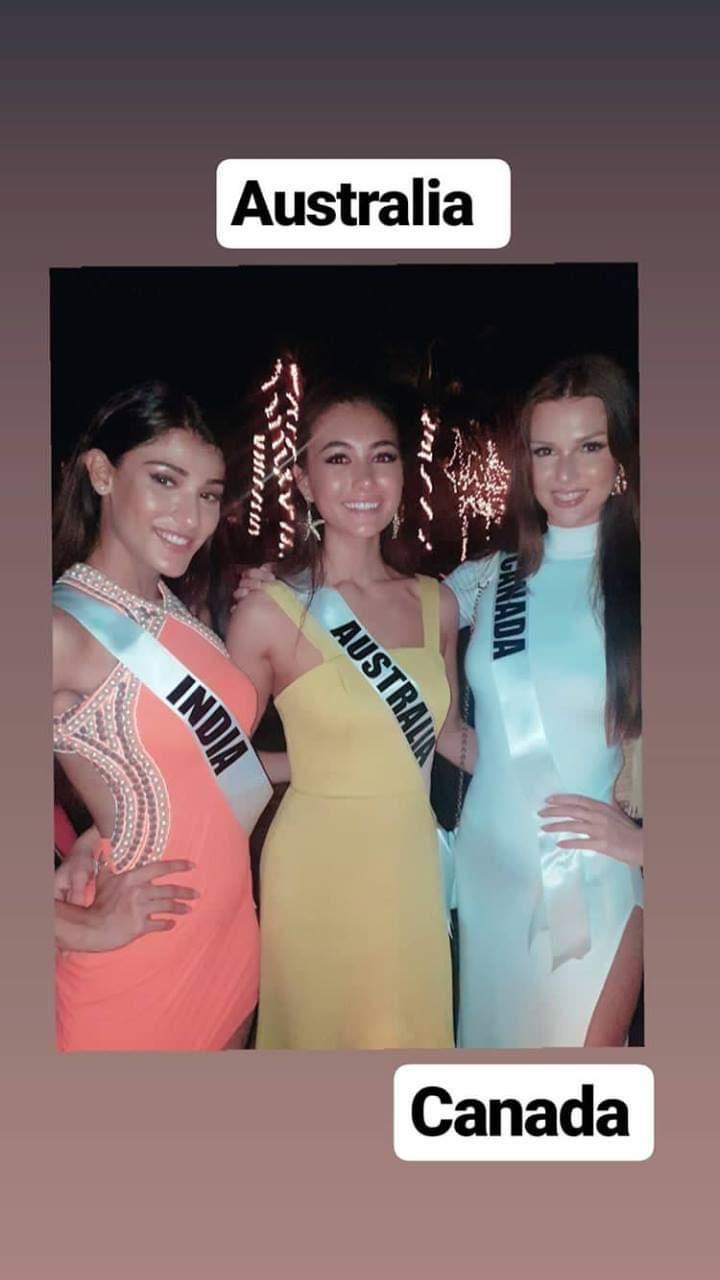 candidatas a miss universe 2018. final: 16 dec. sede: bangkok. part II. - Página 46 X548qsvv