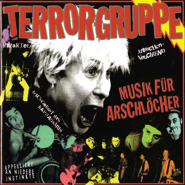 Terrorgruppe – Musik für Arschlöcher