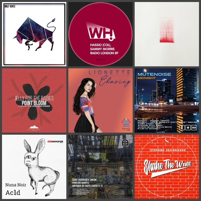 Beatport Music Releases Pack 619 (2018)