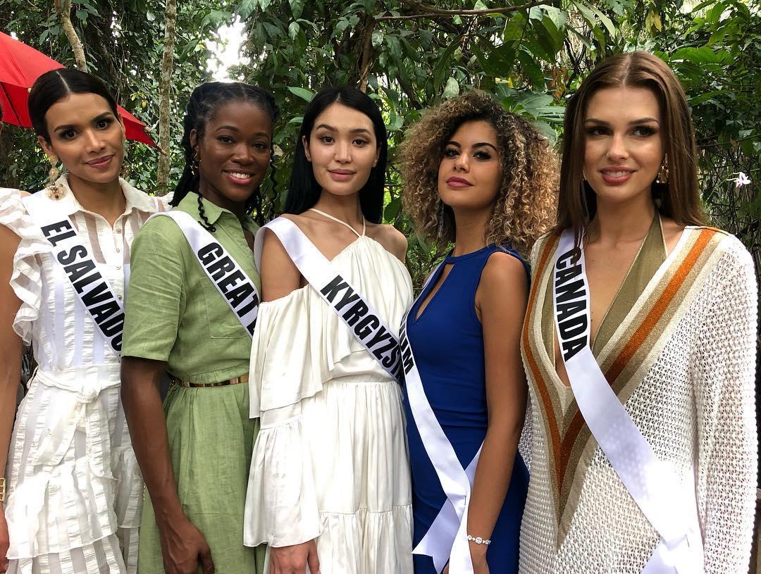 candidatas a miss universe 2018. final: 16 dec. sede: bangkok. part II. - Página 72 O2yj2pgx